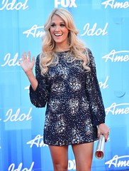 "Carrie Underwood photo by Greg ""Papa"" Razzi"