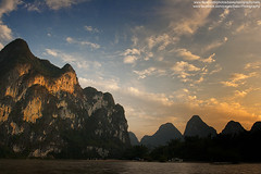 Li Jiang River, Yanghsuo, China photo by Bass Photography