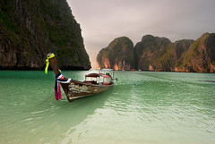Phi Phi Ley sunset photo by G.V Photographie