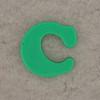 Magnetic Letter C