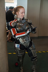 N7 Trooper Takes A Call photo by uncle_shoggoth