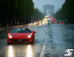 Rainy day photo by A.G. Photographe