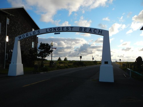 Everyday for 7 Weeks - Day 31 - Port Townsend to Long Beach