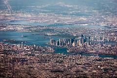 New York Aerial #01 photo by Tim Sklyarov