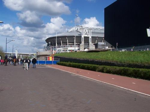 7105703617 3943b997f0 Ajax   FC Groningen 2 0, 22 april 2012