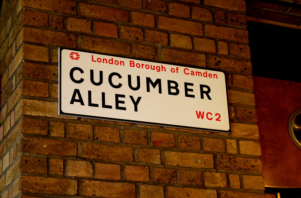 Cucumber Alley