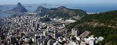 Homenagem aos 449 anos da mais linda cidade do mundo! Rio de Janeiro: Panoramic View. photo by Rubem Jr