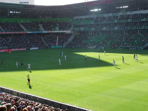 8063064658 5fcee68f78 FC Groningen   Feyenoord 2 2, 7 oktober 2012