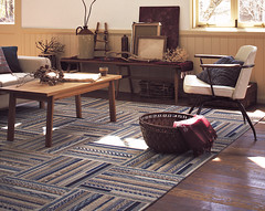 Toli Carpet Tiles for the Home - EcoFabric Floor