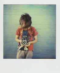 R is for Rollei photo by Kirstin Mckee