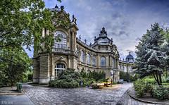 Vajdahunyad Castle, Budapest, Hungary photo by dleiva