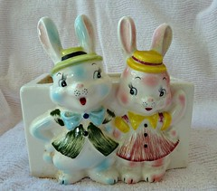 Vintage Easter Planter photo by MissConduct*