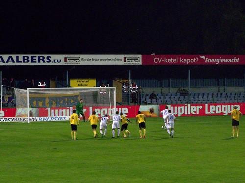 8046439943 6d5c710350 SC Veendam   SC Cambuur Leeuwarden 1 1, 1 oktober 2012