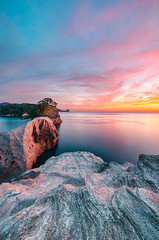 Sunset Breeze at Cape Dogashima photo by -TommyTsutsui- [nextBlessing]