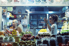 Fruit Stand Trouble photo by Jon Siegel