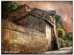 Along the Appian Way photo by Peeblespair
