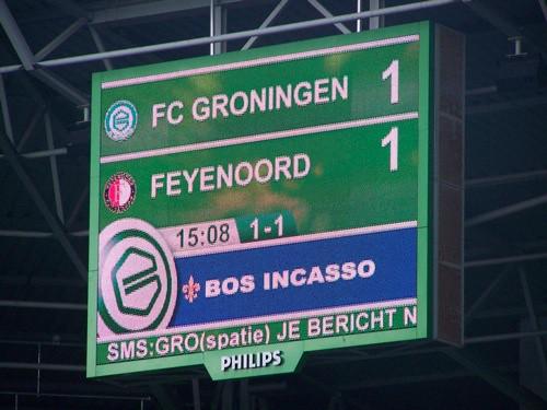 8063064999 097e9bfaa5 FC Groningen   Feyenoord 2 2, 7 oktober 2012