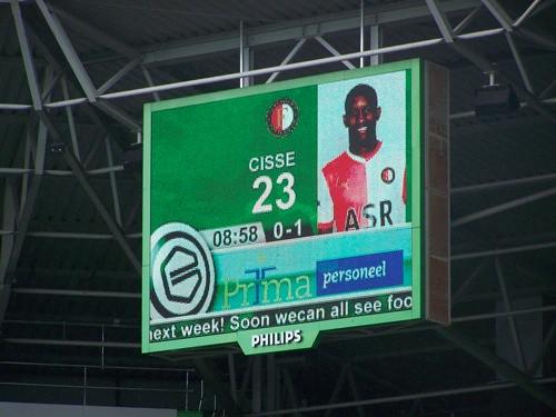 8063066324 114fe91492 FC Groningen   Feyenoord 2 2, 7 oktober 2012