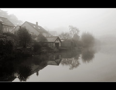 Fade to Grey photo by Pete Rowbottom, Wigan, UK