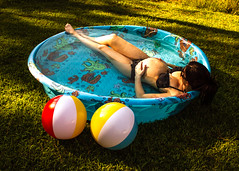 2012 Pregnant Pool Pictures Redneck Style photo by ^^Jared^^