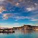 Ibiza - Puerto y ciudad de Ibiza