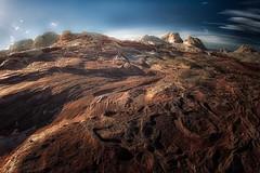 White Pocket photo by Dennis Herzog