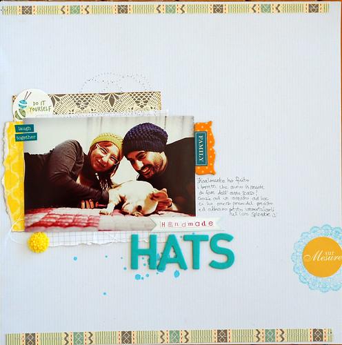 HANDMADE HATS-SKA 53