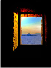 Backlit by the tower of Ligny - Trapani - Sicily photo by Uscè (OFF/FF)