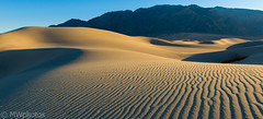 Sand Dunes - Death Valley National Park photo by n4rwhals