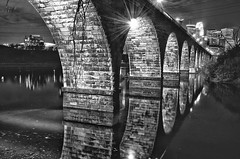 Stone Arch Bridge photo by theirishmexican