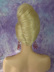 BLONDE BEEHIVE FRENCH TWIST 4 photo by mgwigs4u