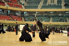 59th All Japan Police KENDO Tournament_007