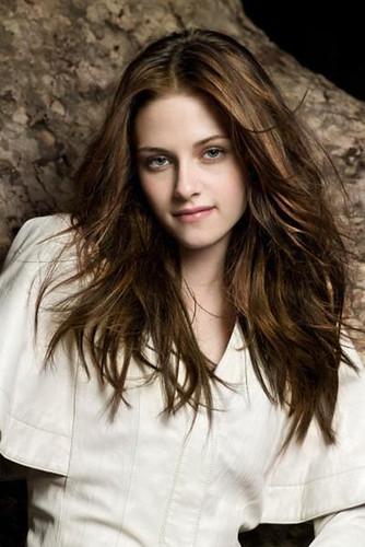Kristen Stewart Long Straight Hair