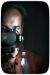 Pinhole with camera cap photo by Nicolas P. Tschopp