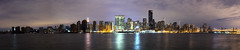 Manhattan without power after Sandy (high res) photo by Nick Mulcock