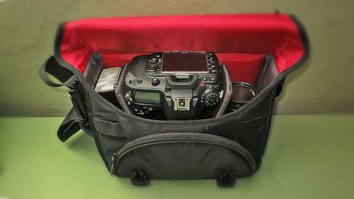 Acme Made Photo Messenger Bag