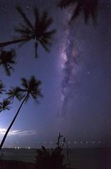 The Milky Way photo by Hardjono Balung