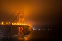 Witching Hour (Golden Gate Bridge), San Francisco photo by flatworldsedge