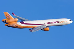 Centurion Cargo MD-11 N988AR photo by Tim de Groot - AirTeamImages