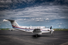 1980 Beechcraft King Air 200 - sn BB-670 - N17VA - 05 photo by Corporate Flight Management