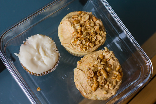Vegan Cupcakes at Ethique Nouveau