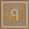 John Crane Classic Block Number 9
