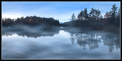 """Misty Blue"" photo by Øyvind Bjerkholt (Thanks for 1,7 million+ views)"