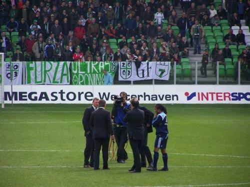 8226979996 c9a37d5873 FC Groningen   Ajax (brand Euroborg), 13 april 2008