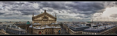 Sur les toits de Paris... photo by Johann THEBAULT - Photographe Amateur