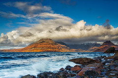 The Cuillin Seen From Elgol photo by mark_mullen