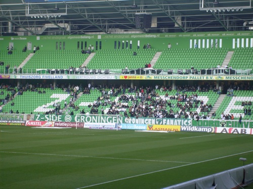 8225911309 842298095f FC Groningen   Ajax (brand Euroborg), 13 april 2008