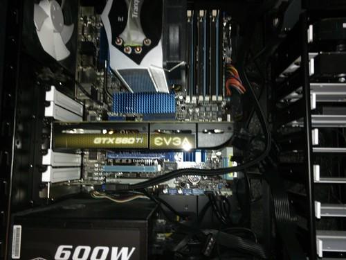 Old GTX 560 Ti
