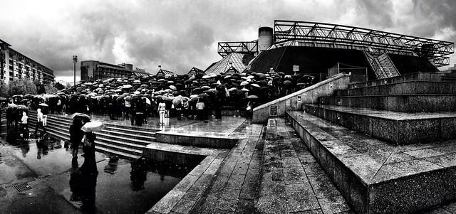 Parapluies de Bercy