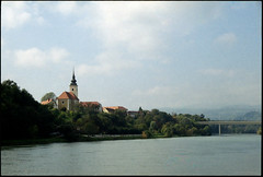 St. Joseph's church in Maribor photo by elkarrde